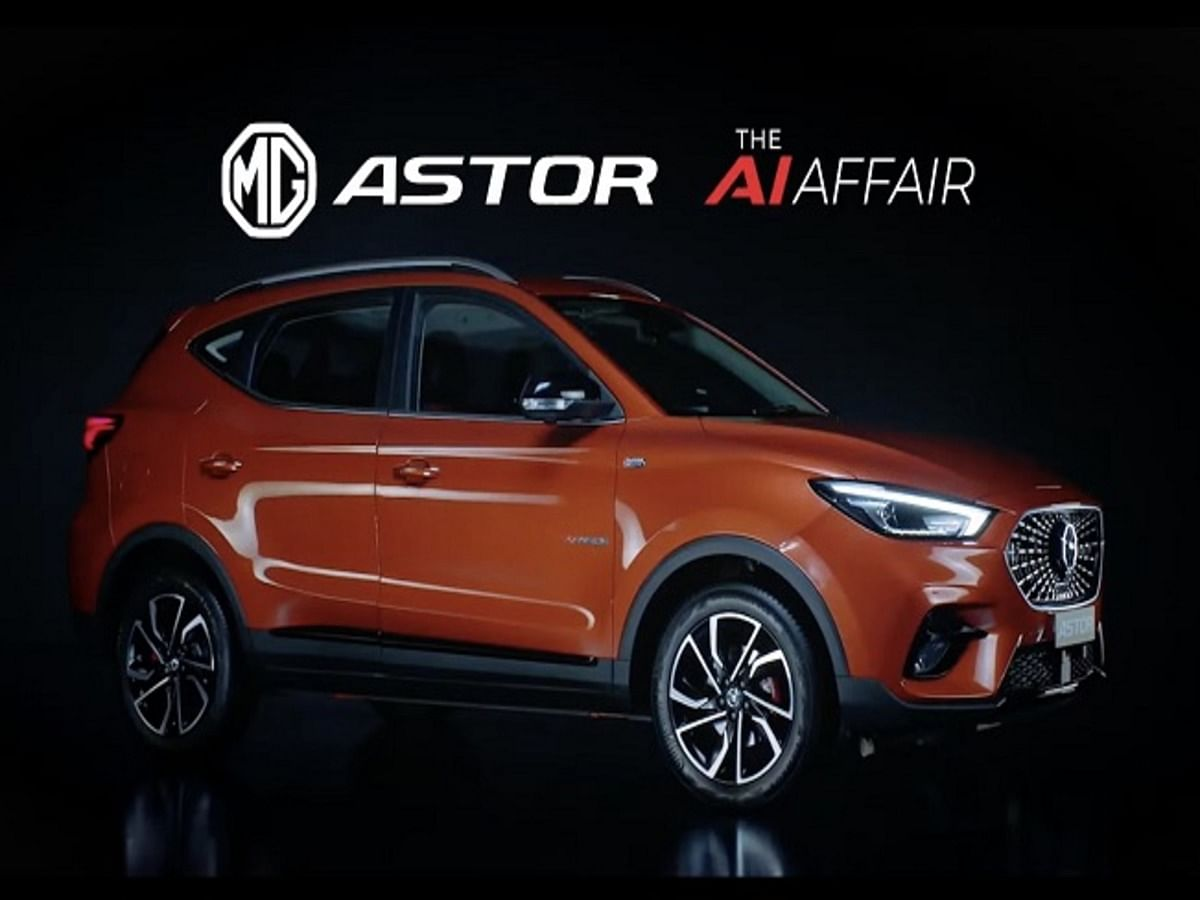 """<div class=""""paragraphs""""><p>MG Astor comes with AI assistant. Image used for representational purposes.&nbsp;</p></div>"""