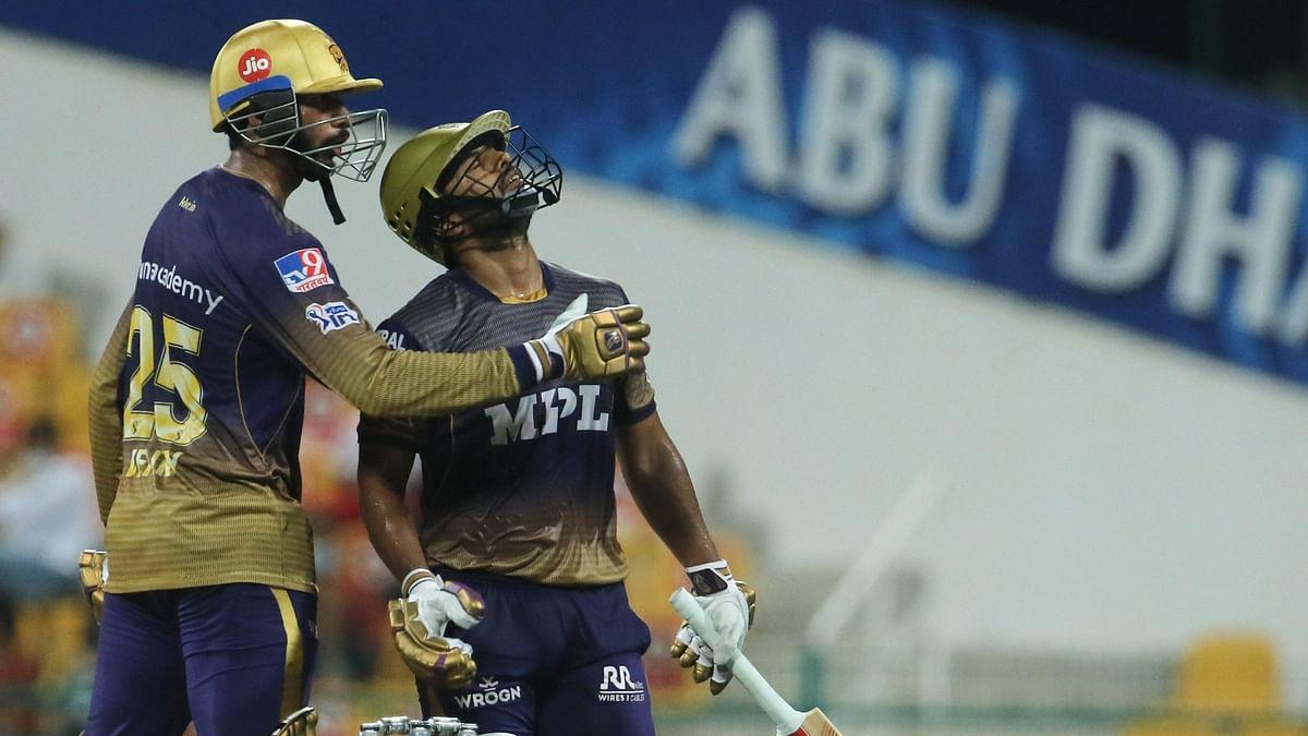 IPL 2021: Rahul Tripathi & Venkatesh Iyer Lead KKR to Stunning Win Against MI
