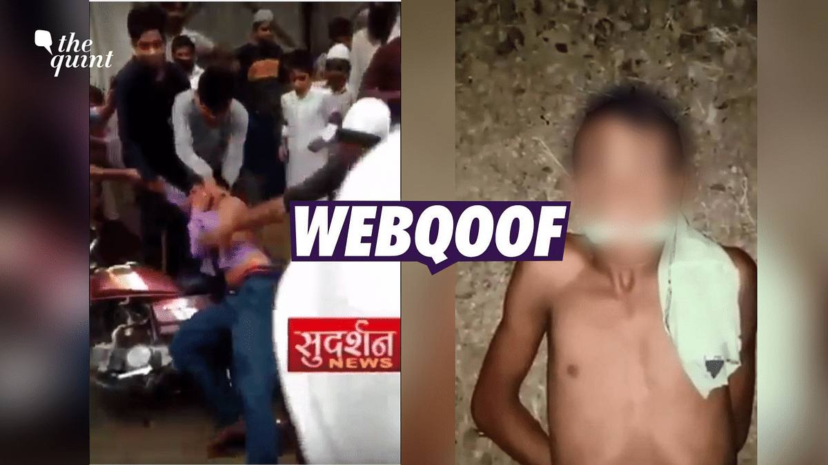 Old, Debunked Videos Shared With False Claim of a Mob Lynching