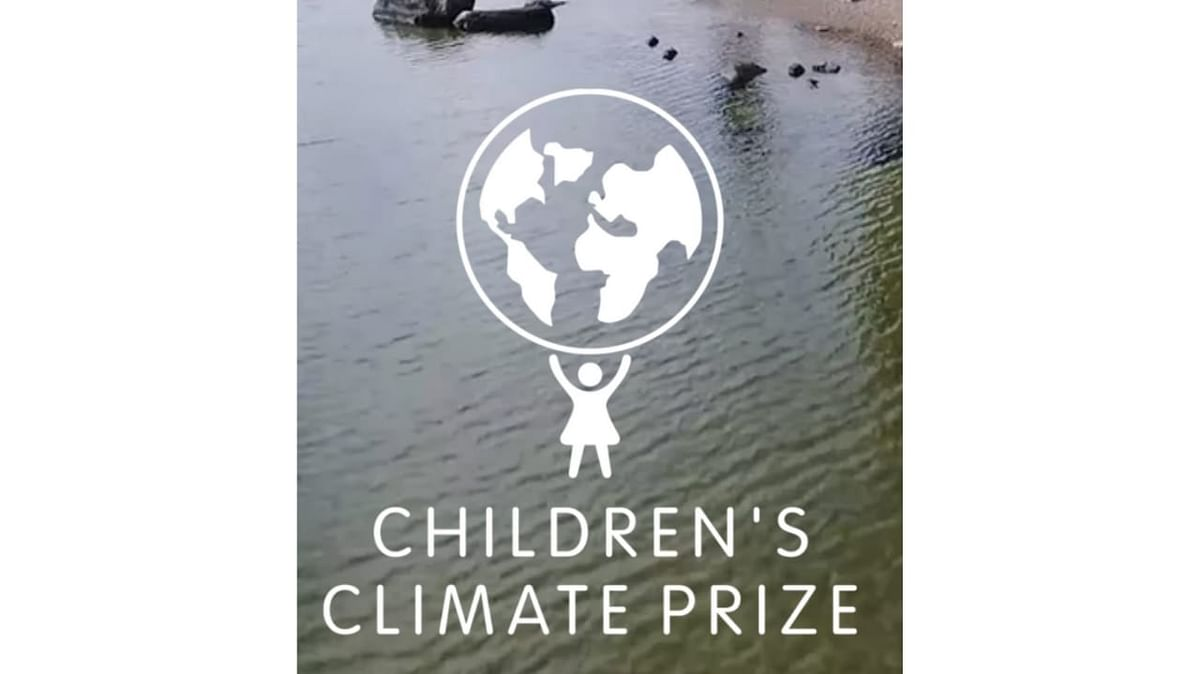 Three Out of Five Children's Climate Prize Finalists Are of Indian Origin