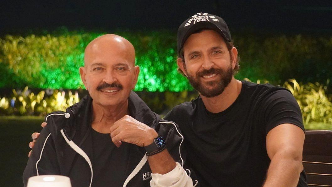 Hrithik Roshan Reveals the 'Best Part' of Being Rakesh Roshan's Son