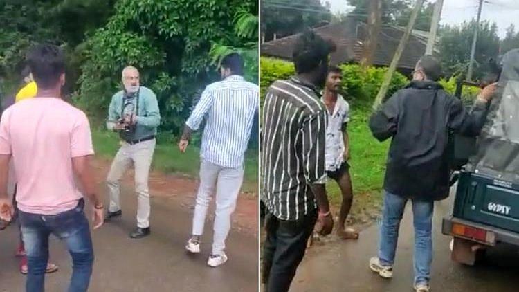 """<div class=""""paragraphs""""><p>Wildlife activist DV Girish was allegedly attacked in Karnataka on 30 August.</p></div>"""