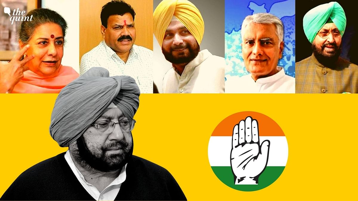 Punjab Cong Crisis: Captain Amarinder Steps Down, Who Can Be the New CM?