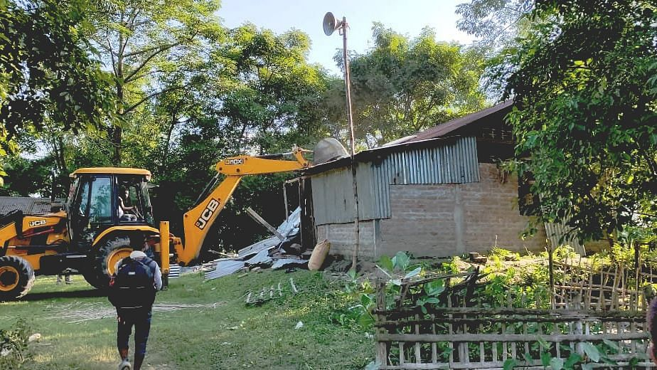 After 2 Die in Assam Eviction Violence, CM Himanta Biswa Points at PFI Role