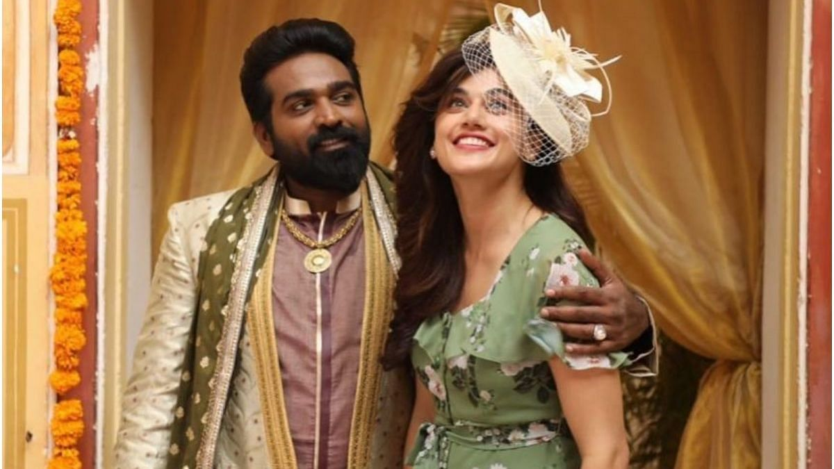 Anabelle Rathore Review: Taapsee & Sethupathi Stuck in a Dull, Unfunny Film