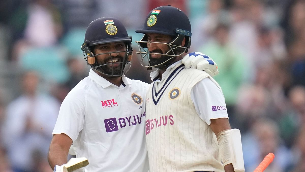 Rohit Sharma Scores Sublime Ton as India Lead by 171 Runs in Oval Test