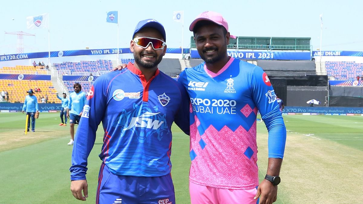 """<div class=""""paragraphs""""><p>Delhi Capitals are playing Rajasthan Royals in IPL 2021's afternoon game.</p></div>"""