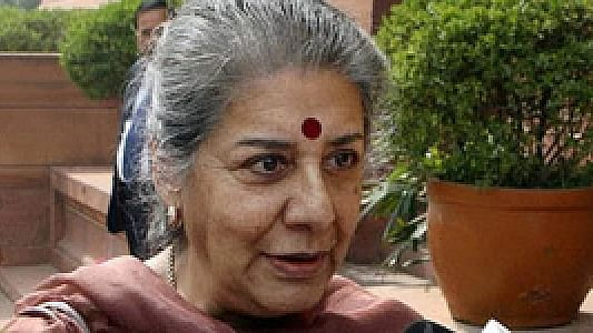 'Have Declined the Offer, Punjab CM Must Be a Sikh': Ambika Soni