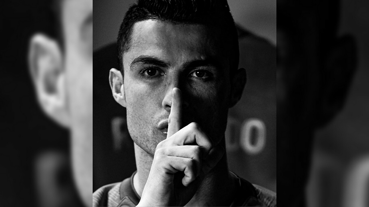 Amid Ronaldo's Many Achievements, a Serious Rape Allegation Begs To Be Heard