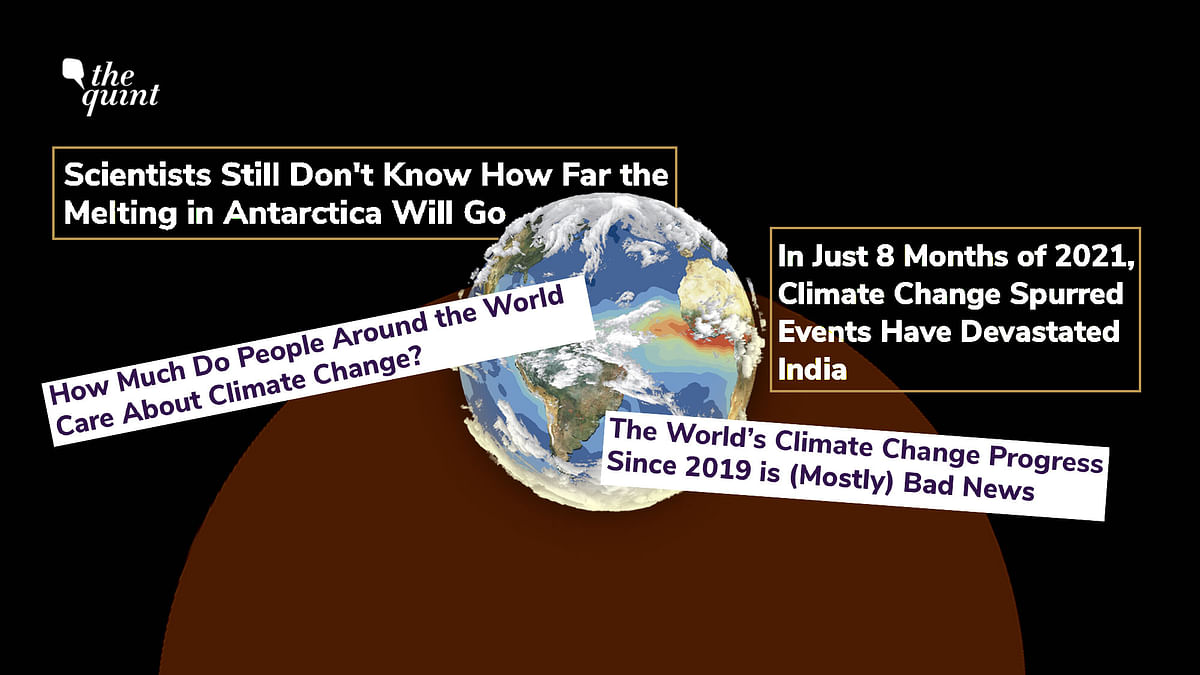 On World News Day, the Biggest Story of Our Time: The Climate Crisis