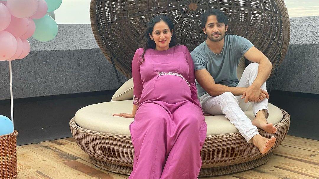 Shaheer Sheikh and Ruchikaa Kapoor Reveal Daughter's Name