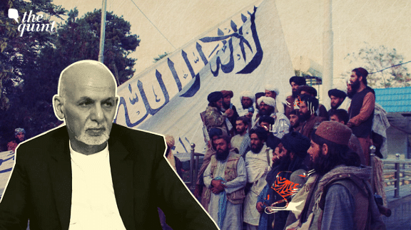 """<div class=""""paragraphs""""><p>The foreign ministry of the former Afghanistan government which had been led by erstwhile President Ashraf Ghani, has condemned the <a href=""""https://www.thequint.com/news/world/fbi-wanted-un-blacklisted-heres-a-look-at-new-ministers-in-taliban-government-sanctions-akhund-muttaqi-haqqani"""">newly-announced Taliban government</a>.</p></div>"""