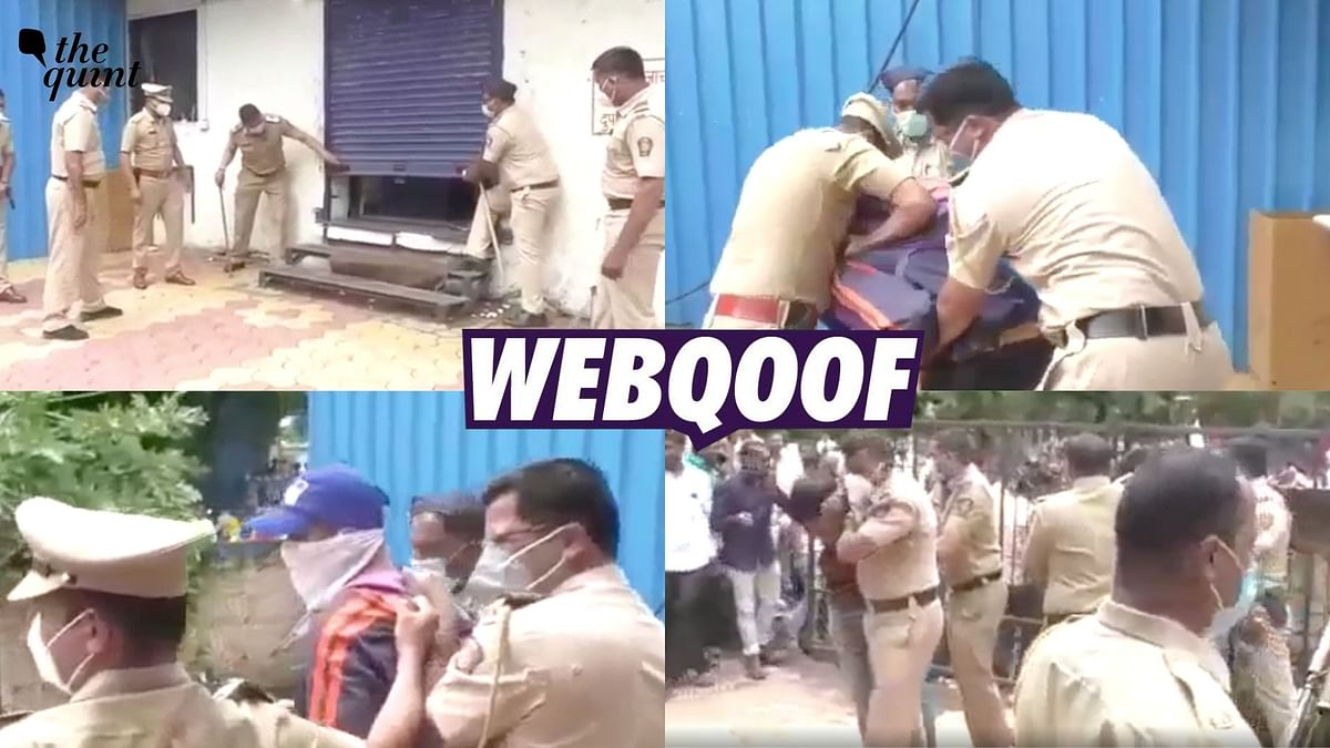 Mock Drill Passed off as Robbery at Indian Overseas Bank in Maharashtra