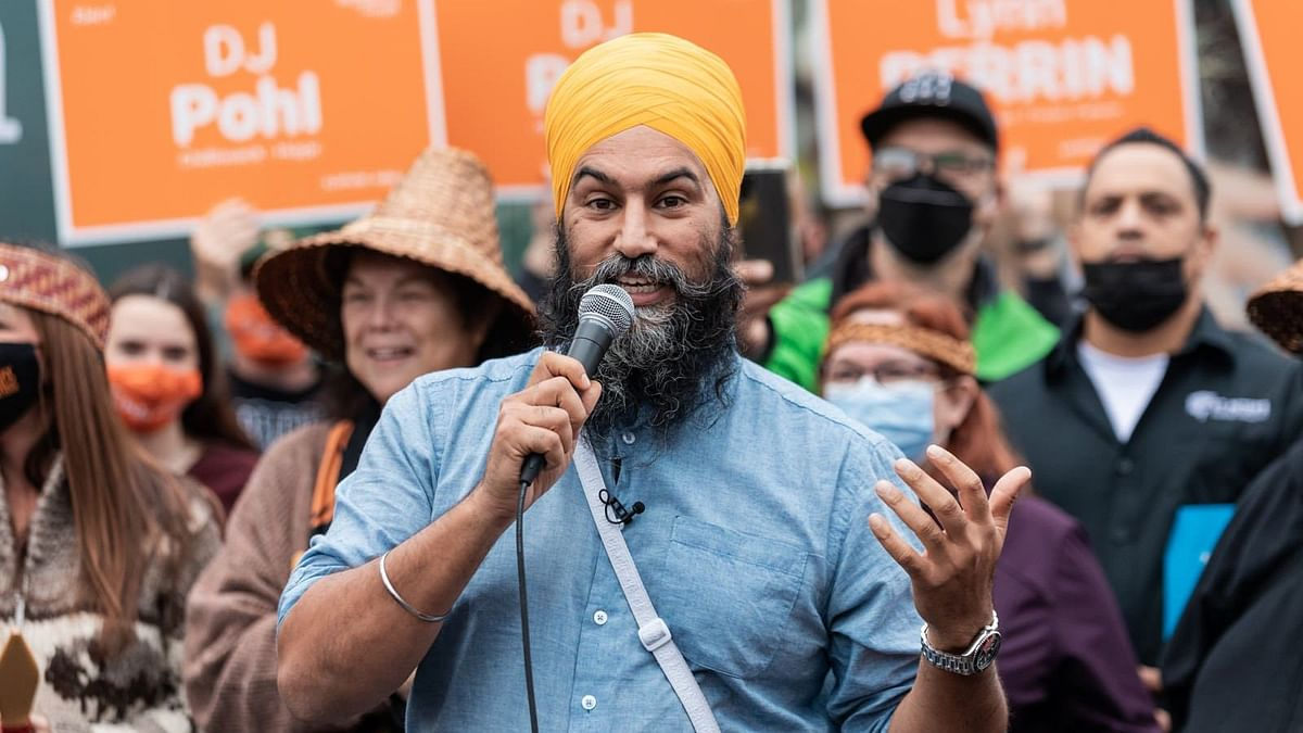 Canada Elections: NDP Leader Jagmeet Singh, 16 Other Indo-Canadians Win
