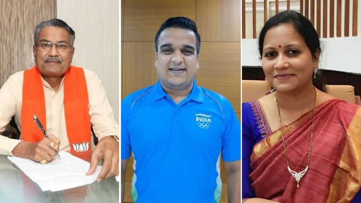 New Gujarat Cabinet Ministers Get Portfolios, CM Patel Keeps Home Ministry