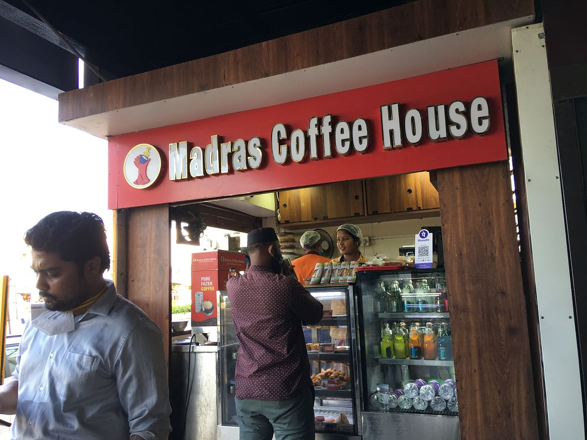 """<div class=""""paragraphs""""><p>Madras Coffee House has brewed into 85 outlets across the country.</p></div>"""