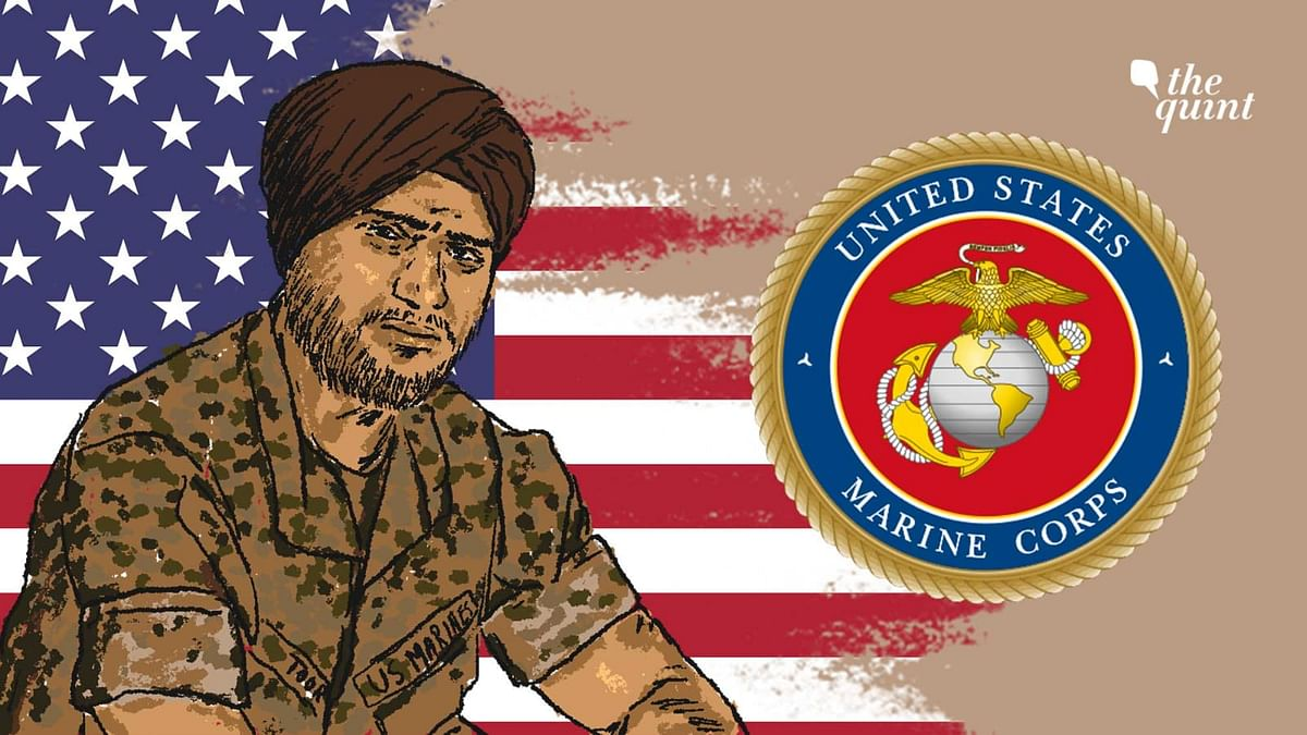 Religion vs Military Necessity: Will Sikh Officer Win Against US Marine Corps?