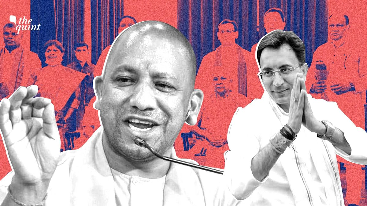 UP Cabinet Expansion: Yogi Attempts Caste Balancing Ahead of Crucial Election