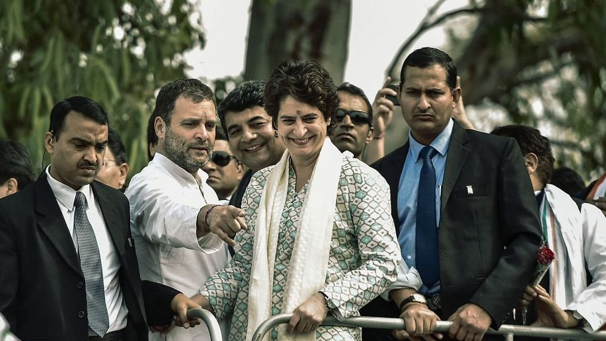 """<div class=""""paragraphs""""><p>Rahul and Priyanka Gandhi's lack of political judgment is being blamed for the Punjab fiasco. Photo for representation.</p></div>"""