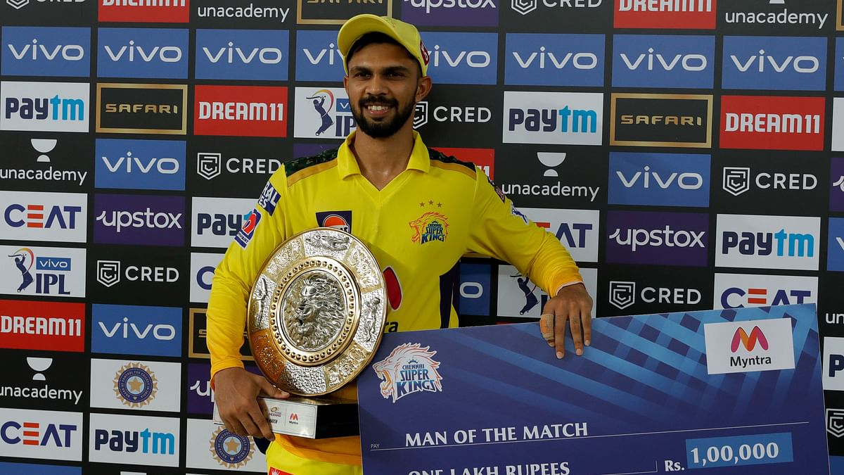At The Sight of His Redemption, Ruturaj Revives CSK in Remarkable Mumbai Triumph