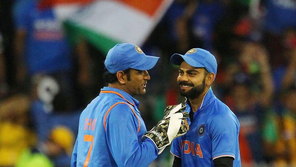 """<div class=""""paragraphs""""><p>MS Dhoni will be India's mentor at the 2021 Men's T20 World Cup.</p></div>"""