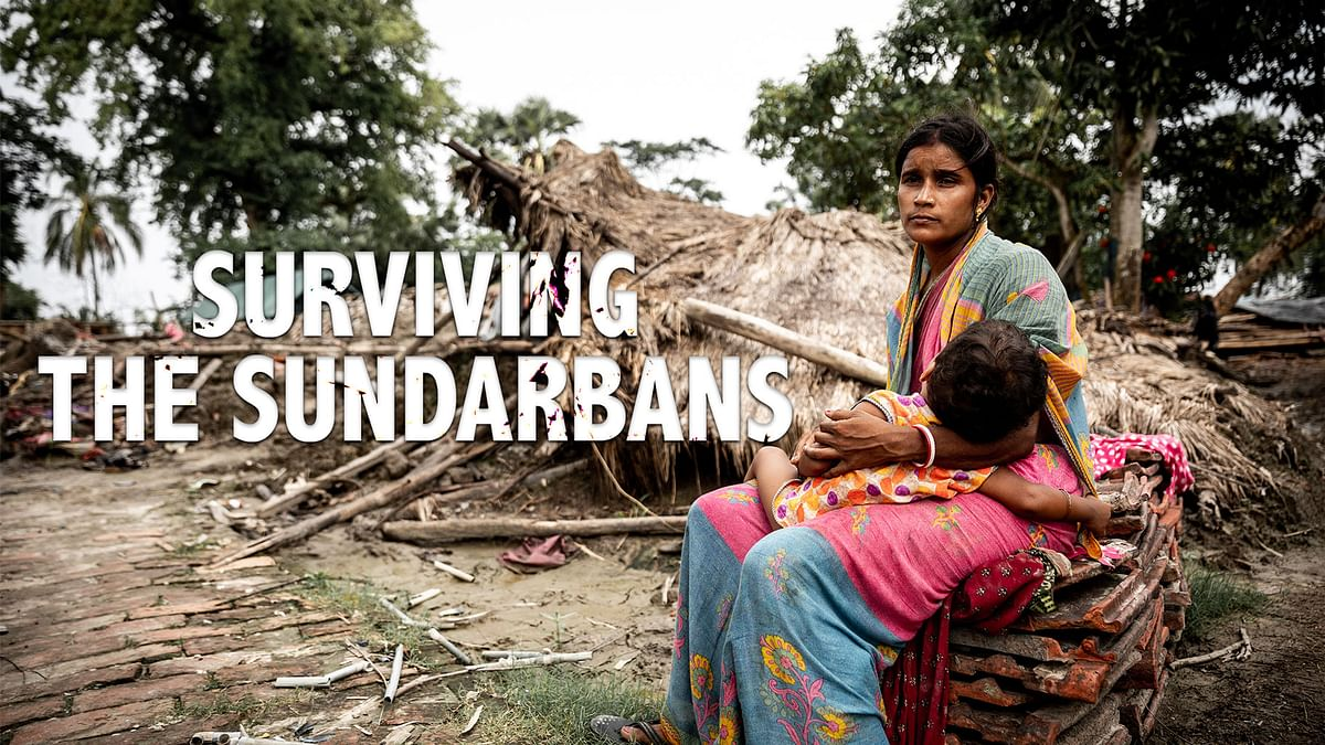 """<div class=""""paragraphs""""><p>The 4.5 million residents of the Sundarbans may soon lose their homes due to climate change.</p></div>"""