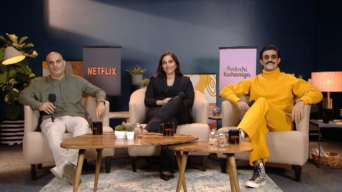 Kunal Kapoor, Zoya Hussain on Relationships and Infidelity in 'Ankahi Kahaniya'