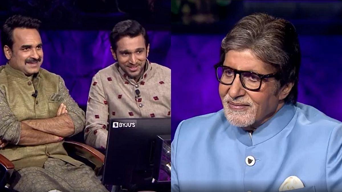 KBC 13: Why Pratik Gandhi, Pankaj Stayed Backstage After Their Names Were Called