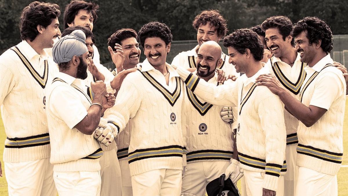Ranveer Singh's '83' Gets a Christmas Release Date
