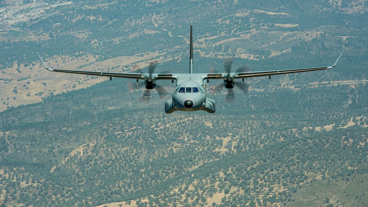 India Approves Procurement of 56 Transport Aircraft for IAF From Airbus Defence