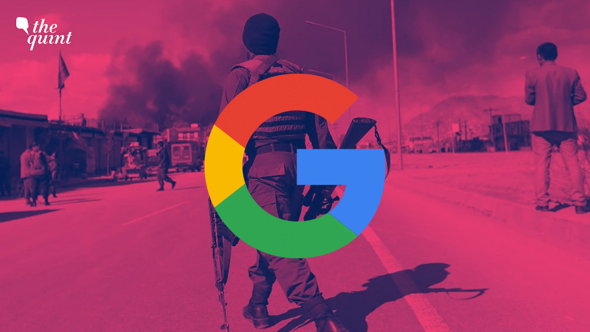 Several Afghan Government Accounts Locked by Google as Taliban Seek Emails