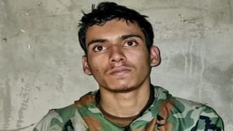 """<div class=""""paragraphs""""><p>The India Army, on Wednesday 29 September, released a video of a captured Pakistani terrorist, Ali Babar Patra, who was captured alive by the army during a live encounter in Jammu and Kashmir's Uri sector on 26 September.</p></div>"""