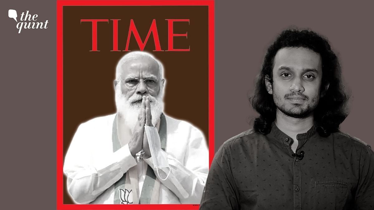 """<div class=""""paragraphs""""><p>Prime Minister Narendra Modi featured on the TIME's 100 Most Influential List for the fifth time is now in a darker shade of grey.</p></div>"""