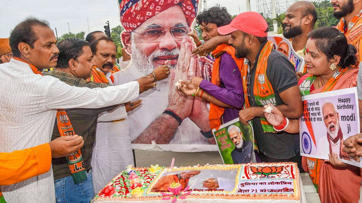 New Record: India Administers Over 2 Cr COVID Jabs on PM Modi's Birthday