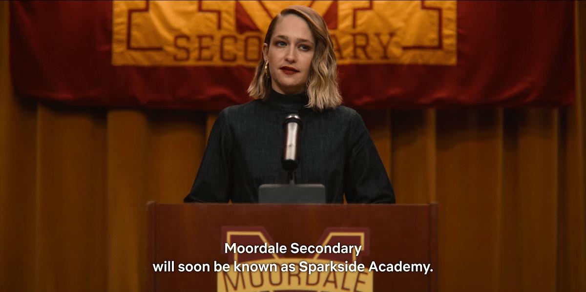 """<div class=""""paragraphs""""><p>'Sex School' gets a makeover</p></div>"""
