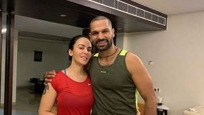 """<div class=""""paragraphs""""><p>Shikhar Dhawan and Aesha have separated after 8 years of marriage.&nbsp;</p></div>"""