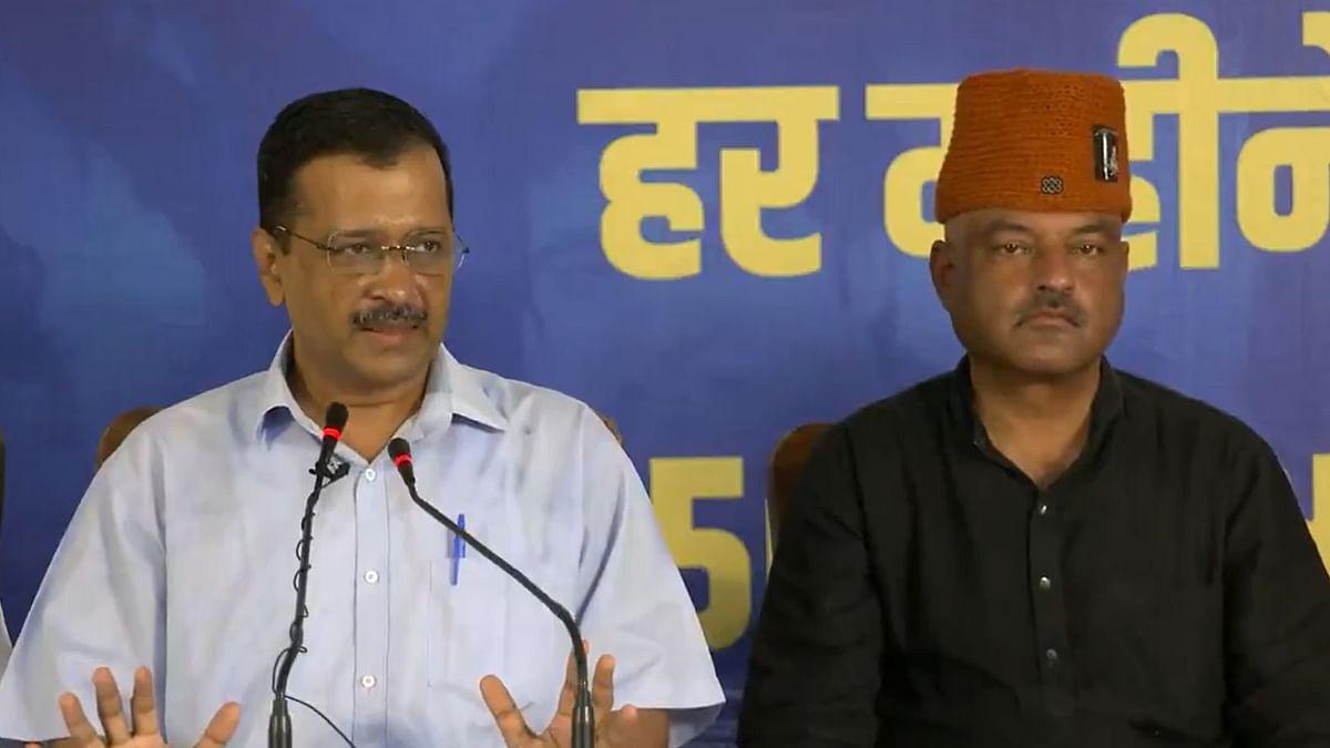 '1 Lakh Jobs in 6 Months': AAP's Uttarakhand Poll Promises Focus on Employment