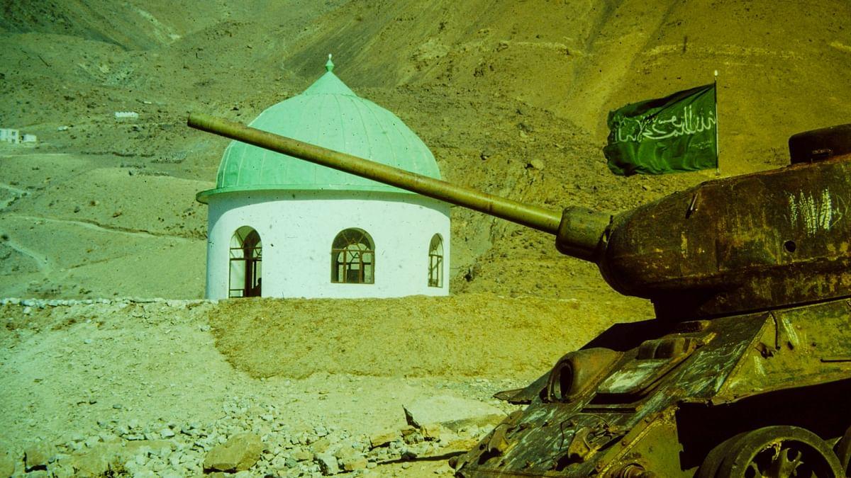 Landmines, Tanks, Ruins: The Afghanistan Taliban Left Behind in 2001