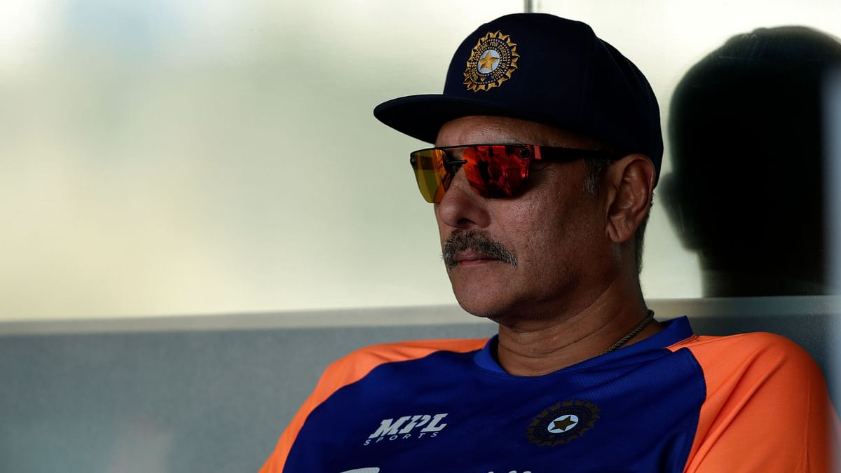 Never Overstay Your Welcome: Ravi Shastri Hopes to Finish With T20 WC Title