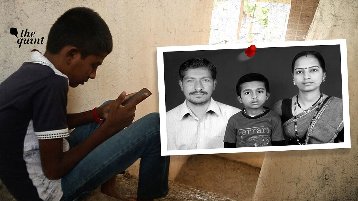 Orphaned by COVID, 15-Year-Old Aryan Gives Up His Dreams of Becoming a Cricketer