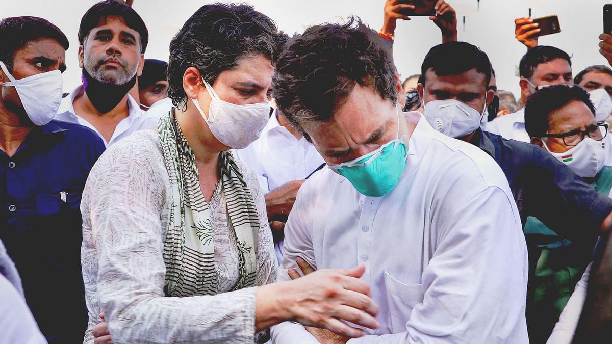 Lakhimpur Isn't Enough. Rahul-Priyanka Must Step Up Nationally to Save Cong
