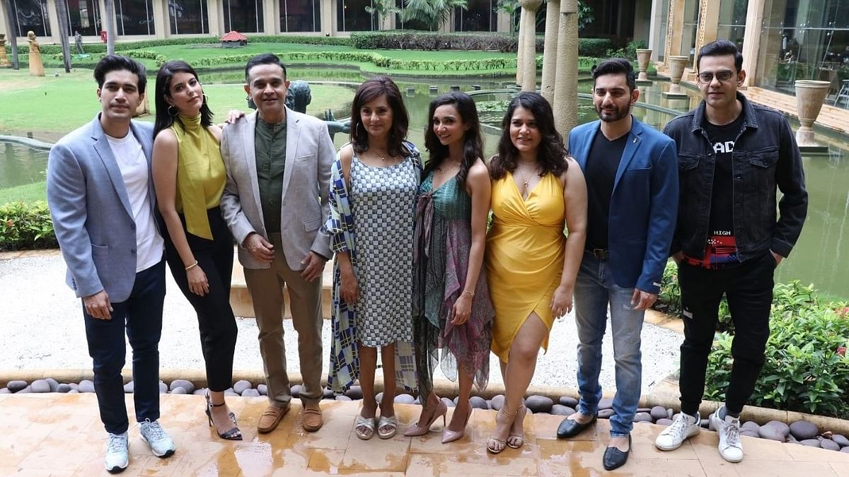 Interview with Cyrus Sahukar and Ira Dubey from SonyLIV's 'Potluck'