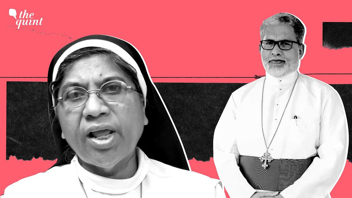 """<div class=""""paragraphs""""><p>Sister Teena Jose from Ernakulam in Kerala, strongly believes that 'narcotics jihad' is an imaginary and bigoted notion.&nbsp;</p></div>"""