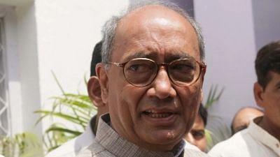 Digvijaya to Head Congress Committee on National Agitations; Priyanka Member