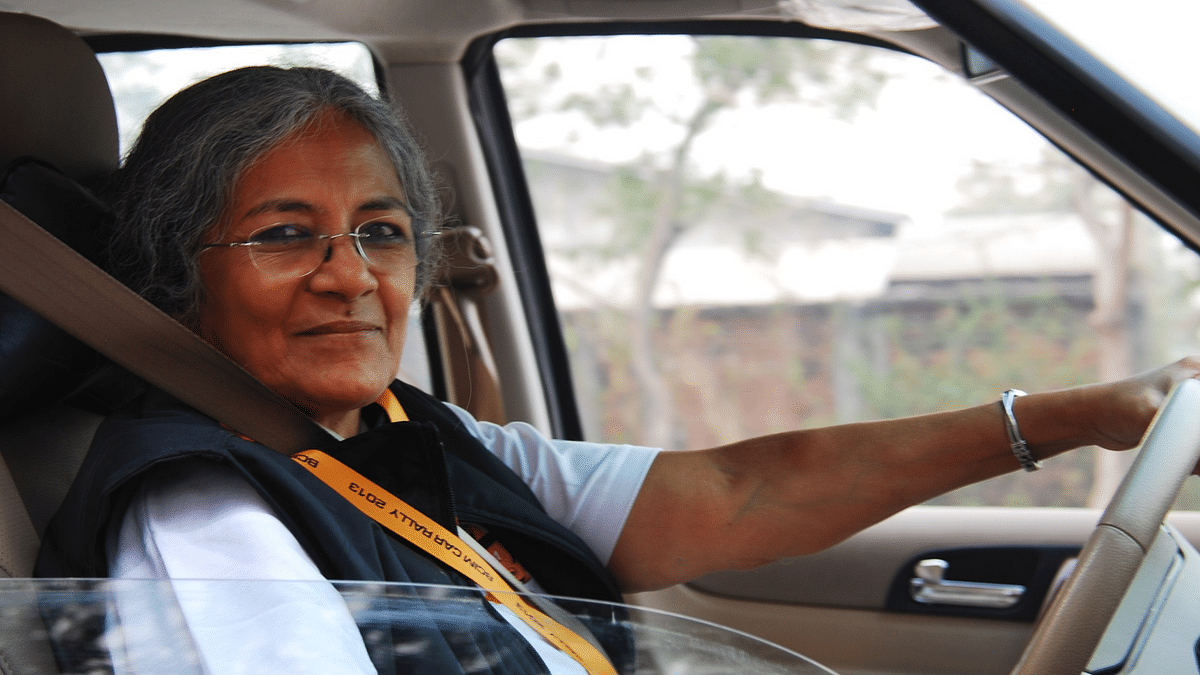 Meet Sudha Mahalingam, the 70-Yr-Old Solo Traveler That Has Visited 65 Countries