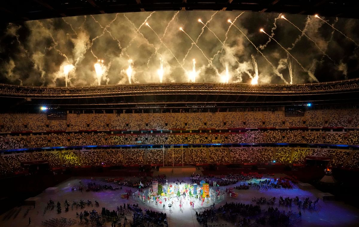 Tokyo Paralympics Close With a Message of a World 'Where Differences Shine'