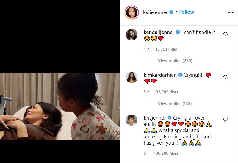 Kylie Jenner Confirms Second Pregnancy; Kris Jenner, Travis Scott React