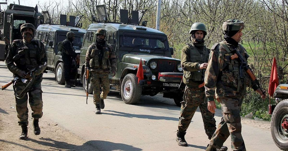 Army Officer, 4 Soldiers Killed During Encounter in J&K's Poonch Sector