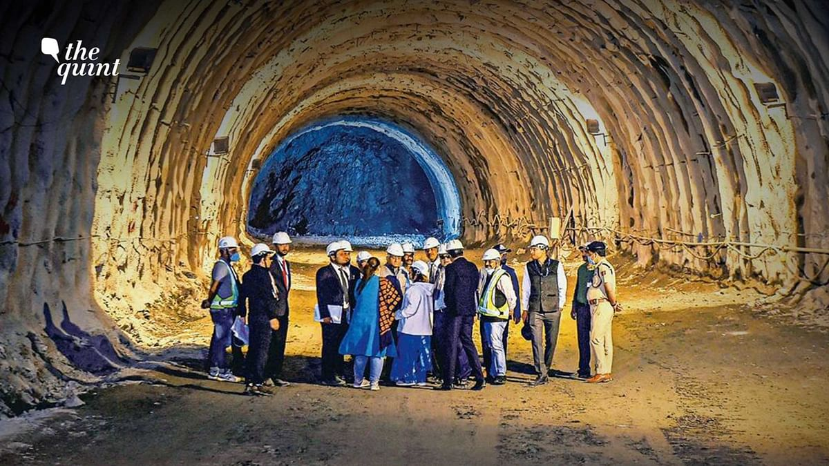 India's Zojila Tunnel And Why it is Being Built at Breakneck Speed