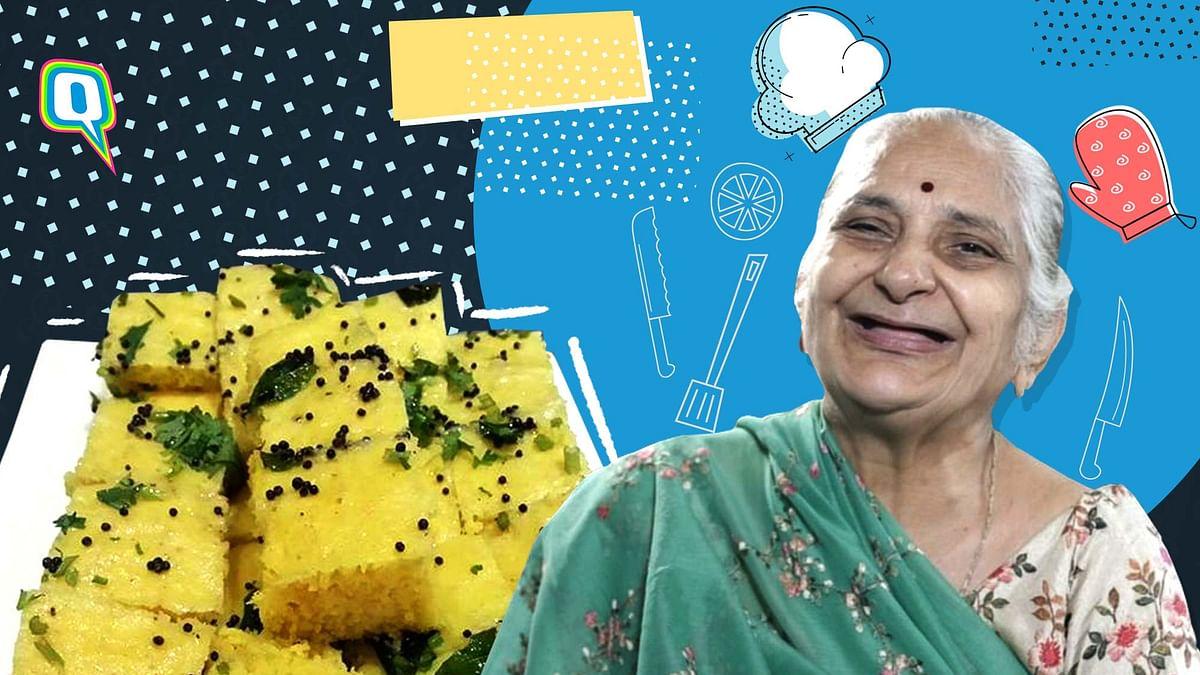 Gujjuben's Recipe For Soft And Spongy Khaman Dhokla